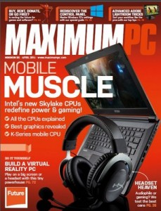 Maximum PC – April, 2016 [PDF]