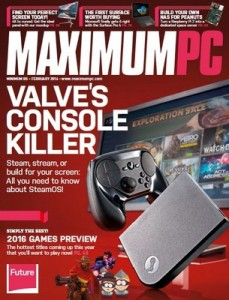 Maximum PC – February, 2016 [PDF]