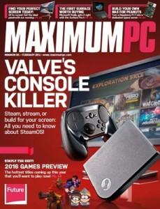 Maximum PC – February, 2016 [PDF]