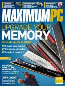 Maximum PC – March, 2016 [PDF]