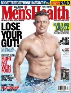 Men's Health Malaysia – April, 2016 [PDF]