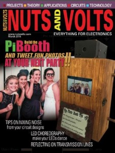 Nuts and Volts – March, 2016 [PDF]