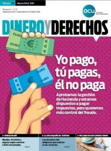 Ocu Dinero y Derechos – Marzo Abril, 2016 [PDF]