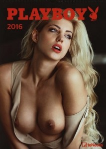Playboy Germany – Calendar, 2016 [PDF]
