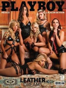 Playboy México – Marzo, 2016 [PDF]