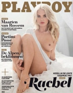 Playboy Nederland – Maart, 2016 [PDF]