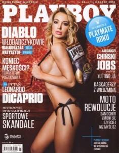 Playboy Poland – Marzec, 2016 [PDF]