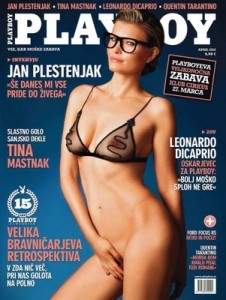 Playboy Slovenija – April, 2016 [PDF]