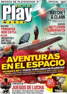 Playmanía – Abril, 2016 [PDF]