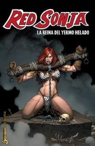 Red Sonja: La Reina Del Yermo Helado (2008) [PDF]