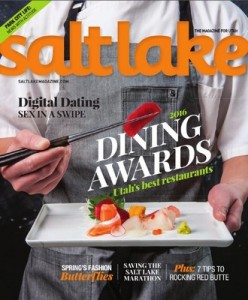 Salt Lake Magazine – March – April, 2016 [PDF]
