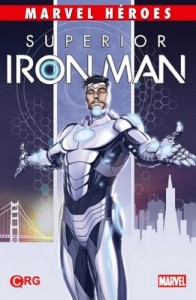 Superior Iron Man Vol. 1-9 (2015) [PDF]