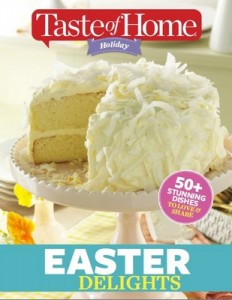 Taste of Home Holiday – Easter Delights, 2016 [PDF]