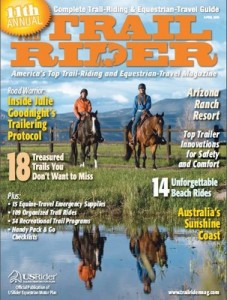 The Trail Rider – April, 2016 [PDF]