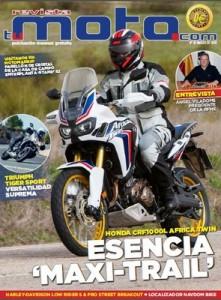 Tu Moto – Marzo, 2016 [PDF]