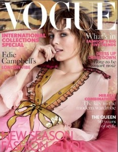 Vogue UK – March, 2016 [PDF]
