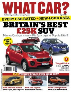 What Car UK – April, 2016 [PDF]