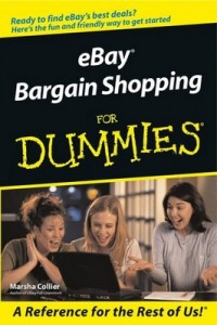eBay Bargain Shopping for Dummies – Marsha Collier [PDF] [English]