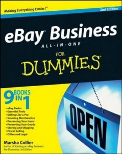 eBay Business ALL-IN-ONE for Dummies (2nd Edition) – Marsha Collier [PDF] [English]