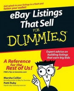 eBay Listings That Sell for Dummies – Marsha Collier, Patti Louise Ruby [PDF] [English]
