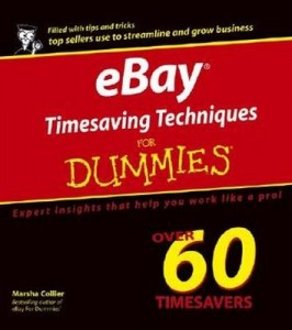 eBay Timesaving Techniques for Dummies – Marsha Collier [PDF] [English]