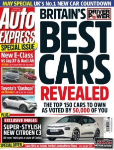 Auto Express UK – 20 April, 2016 [PDF]