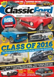 Classic Ford UK – June, 2016 [PDF]