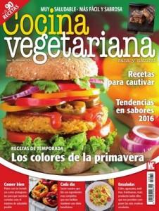 Cocina Vegetariana – Abril, 2016 [PDF]