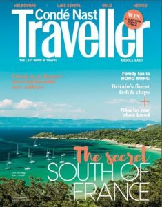 Conde Nast Traveller Middle East UAE – April, 2016 [PDF]
