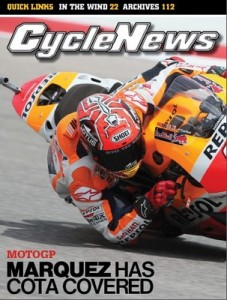 Cycle News – 12 April, 2016 [PDF]