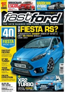 Fast Ford UK – March, 2016 [PDF]