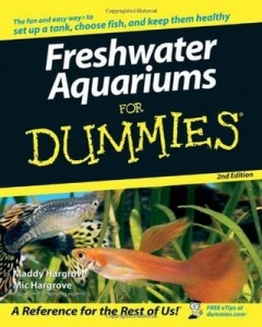 Freshwater Aquariums for Dummies (2nd Edition) – Maddy Hargrove, Mic Hargrove [PDF] [English]