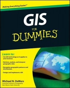 GIS for Dummies – Michael N. DeMers [PDF] [English]