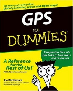 GPS for Dummies – Joel McNamara [PDF] [English]