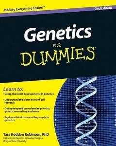 Genetics for Dummies (2nd Edition) – Tara Rodden Robinson [PDF] [English]