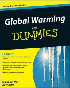 Global Warming for Dummies – Elizabeth May, Zoe Caron [PDF] [English]