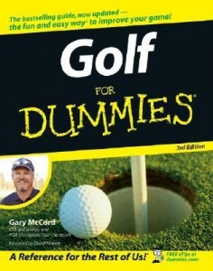 Golf for Dummies (3rd Edition) – Gary McCord [PDF] [English]