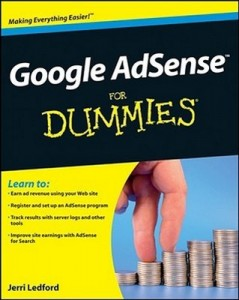 Google AdSense for Dummies – Jerri Ledford [PDF] [English]