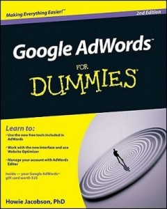 Google AdWords for Dummies (2nd Edition) – Howie Jacobson [PDF] [English]