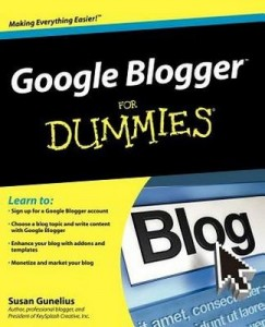 Google Blogger for Dummies – Susan Gunelius [PDF] [English]