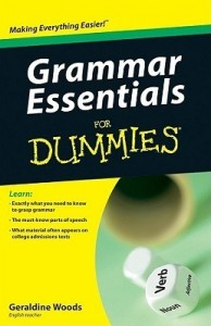 Grammar Essentials for Dummies – Geraldine Woods [PDF] [English]