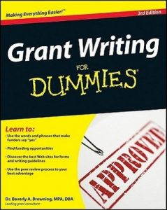 Grant Writing for Dummies (3rd Edition) – Beverly A. Browning [PDF] [English]