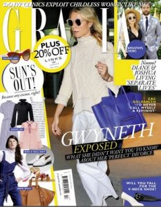 Grazia UK – 25 April, 2016 [PDF]