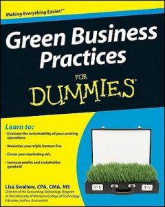 Green Business Practices for Dummies – Lisa Swallow [PDF] [English]