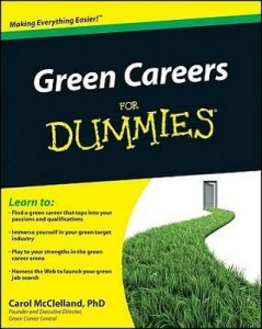 Green Careers for Dummies – Carol McClelland [PDF] [English]