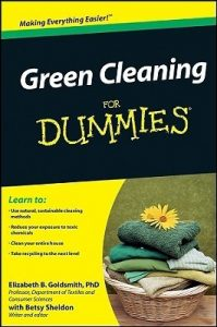 Green Cleaning for Dummies – Elizabeth B. Goldsmith, Betsy Sheldon [PDF] [English]
