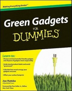 Green Gadgets for Dummies – Joe Hutsko [PDF] [English]