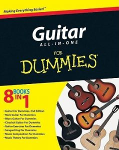 Guitar ALL-IN-ONE for Dummies – Jon Chappell, Mark Phillips, Dave Austin, Mary Ellen Bickford, Holly Day, Scott Jarrett, Jim Peterik, Michael Pilholfer [PDF] [English]