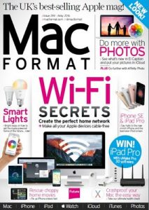 Mac Format – May, 2016 [PDF]