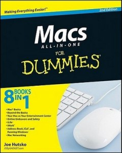 Macs ALL-IN-ONE for Dummies (2nd Edition) – Joe Hutsko [PDF] [English]